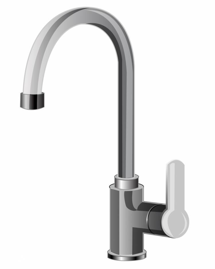 free vector Kitchen tap