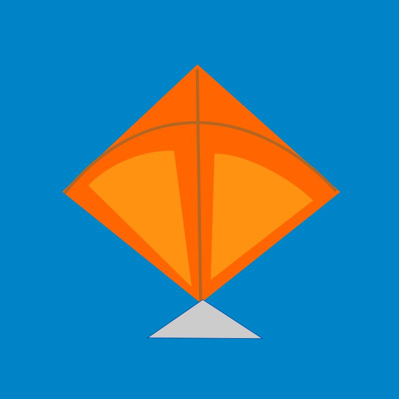 free vector Kite icon