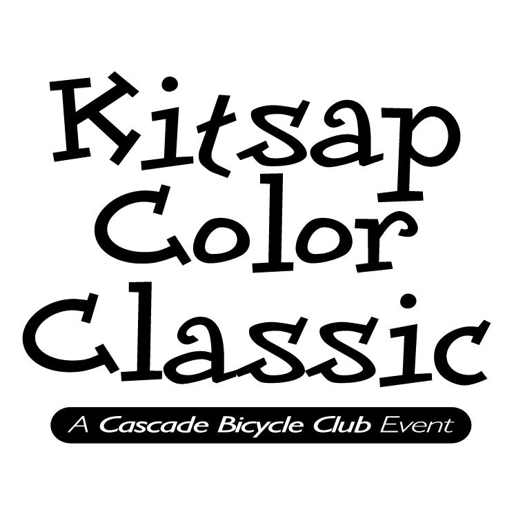 free vector Kitsap color classic