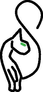 free vector Kitty Cat Symbol clip art