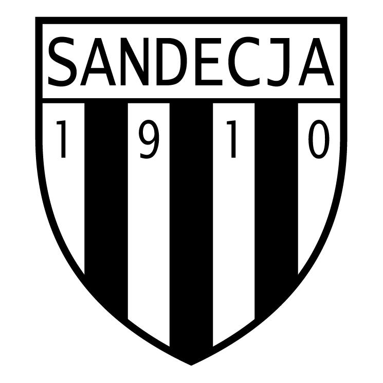 free vector Kks sandecja nowy sacz
