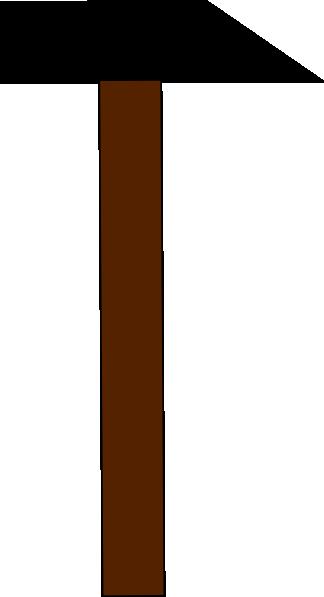 free vector Kladivo clip art