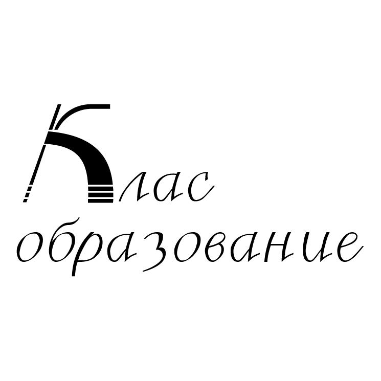 free vector Klas obrazovanie