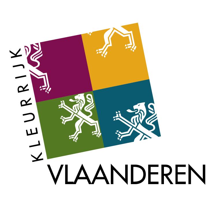 free vector Kleurrijk vlaanderen