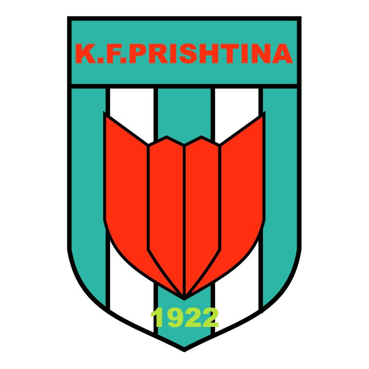 free vector Klubi futbollistik prishtina