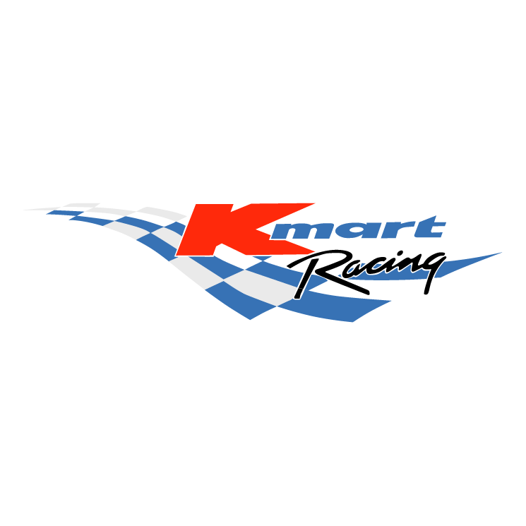 free vector Kmart racing