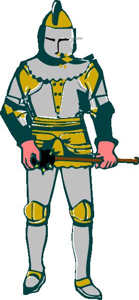 free vector Knight clip art