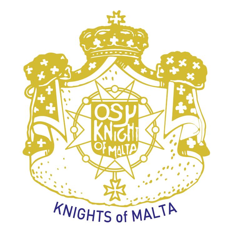 free vector Knights of malta