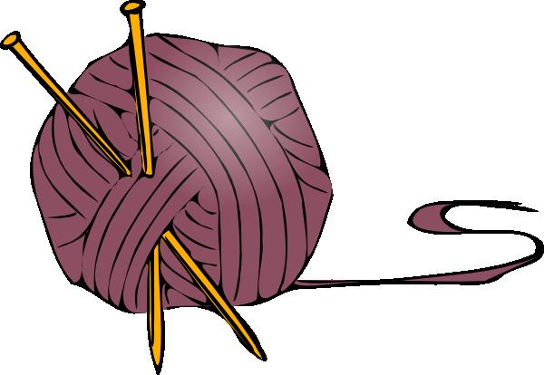 knitting yarn needles clip art free vector 4vector rh 4vector com