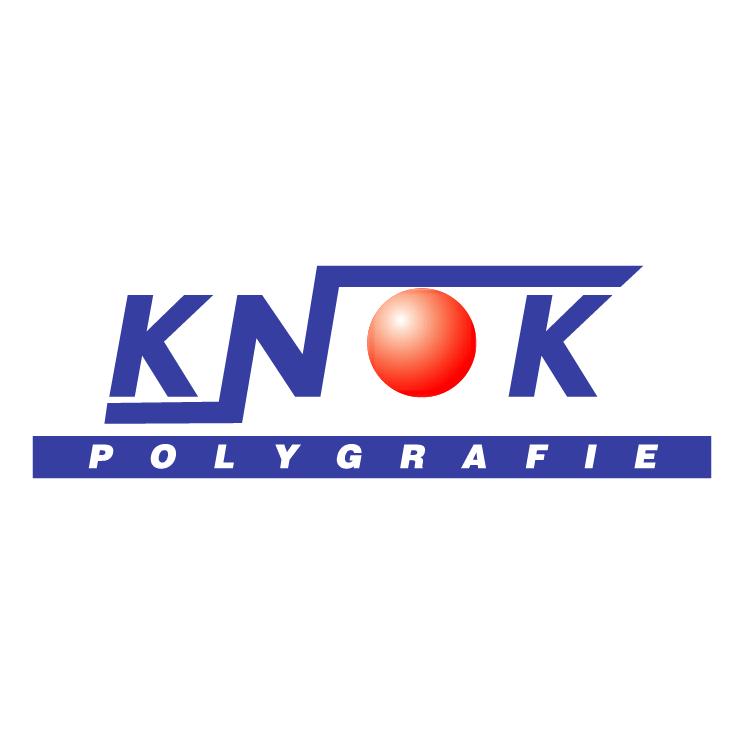 free vector Knok polygrafie