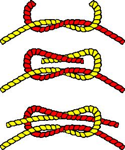 free vector Knot Illustration (square) clip art