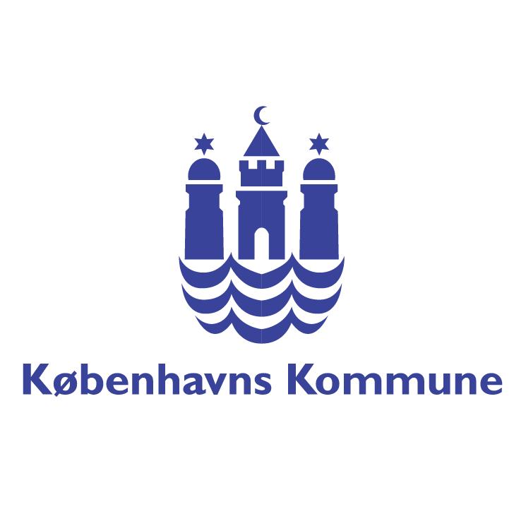 free vector Kobenhavns kommune