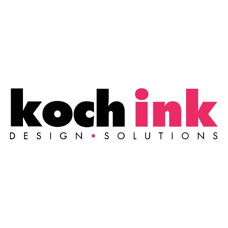 free vector Koch ink