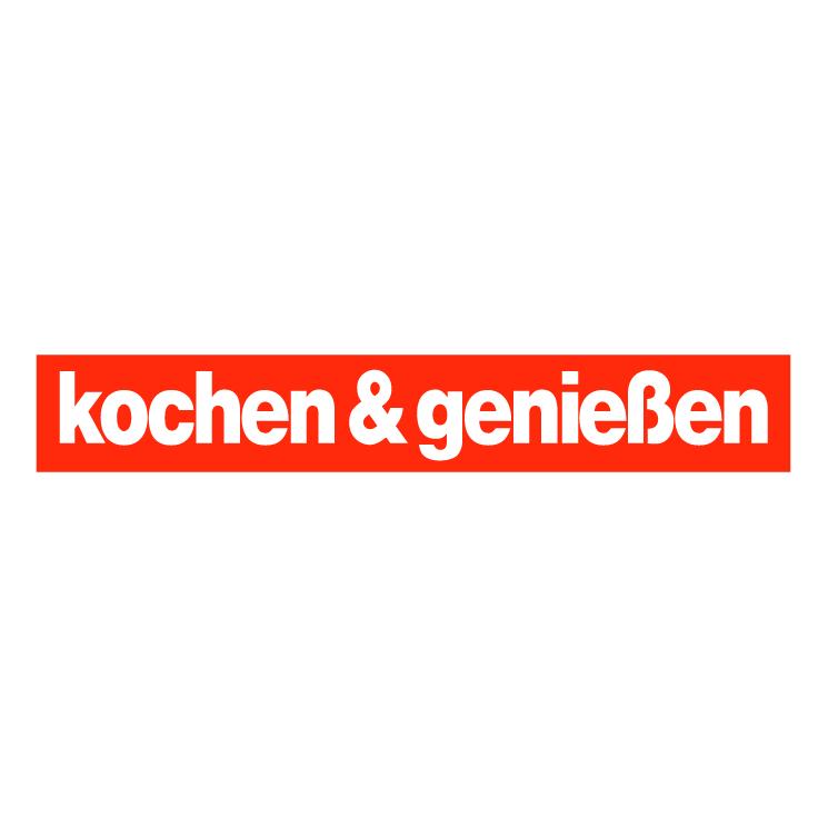 free vector Kochen genieben