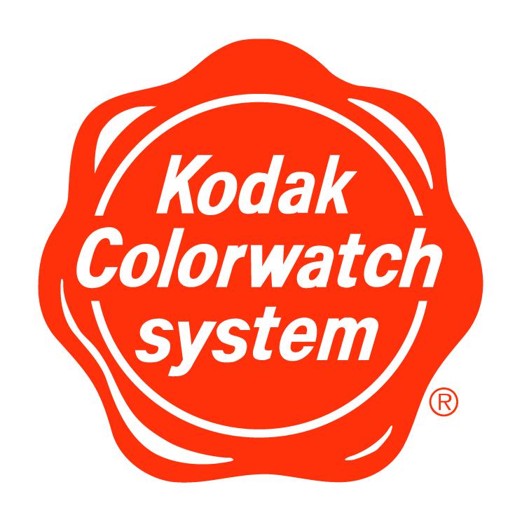 free vector Kodak colorwatch system