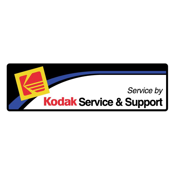 free vector Kodak service support