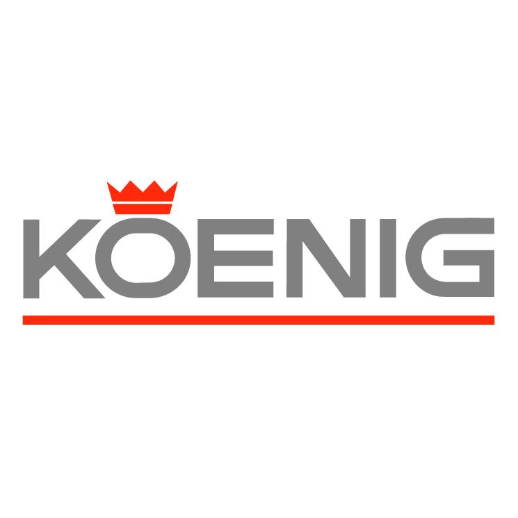 free vector Koenig