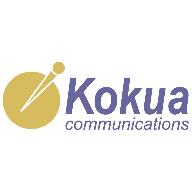 free vector Kokua communications