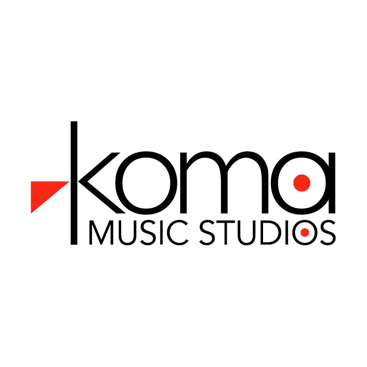 free vector Koma music studios