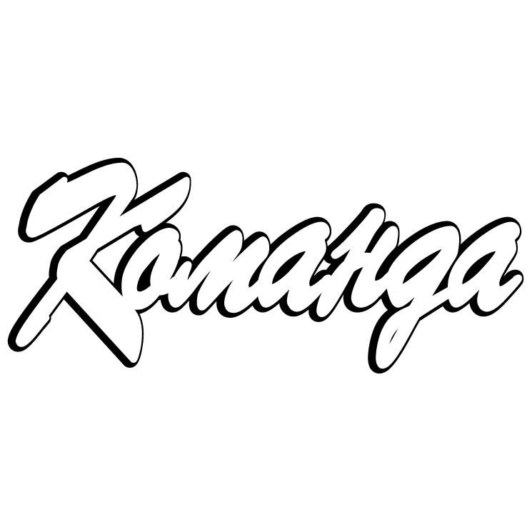 free vector Komanda newspaper
