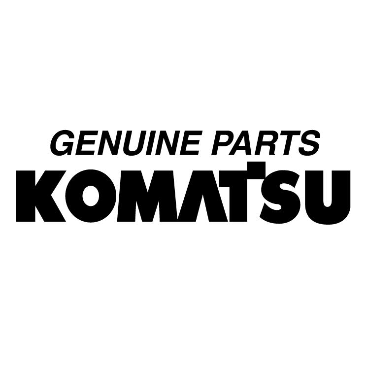 free vector Komatsu 0