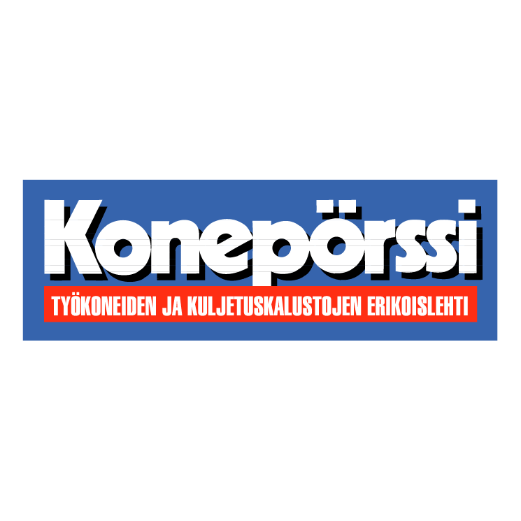free vector Koneporssi