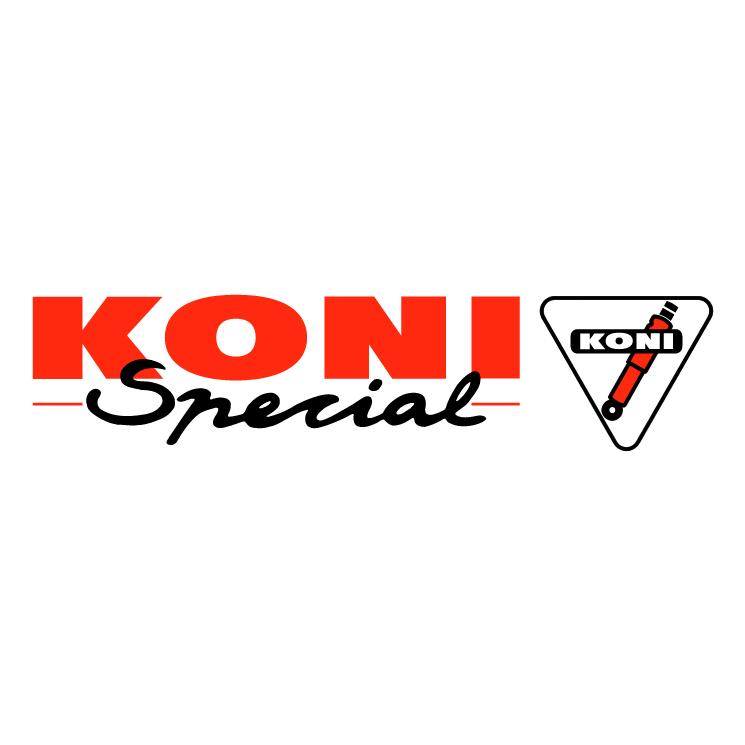 free vector Koni special