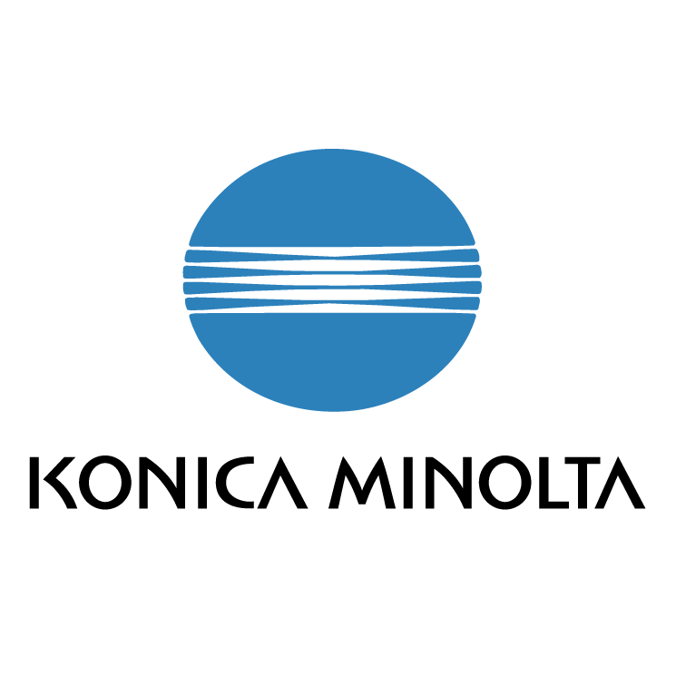 free vector Konica minolta