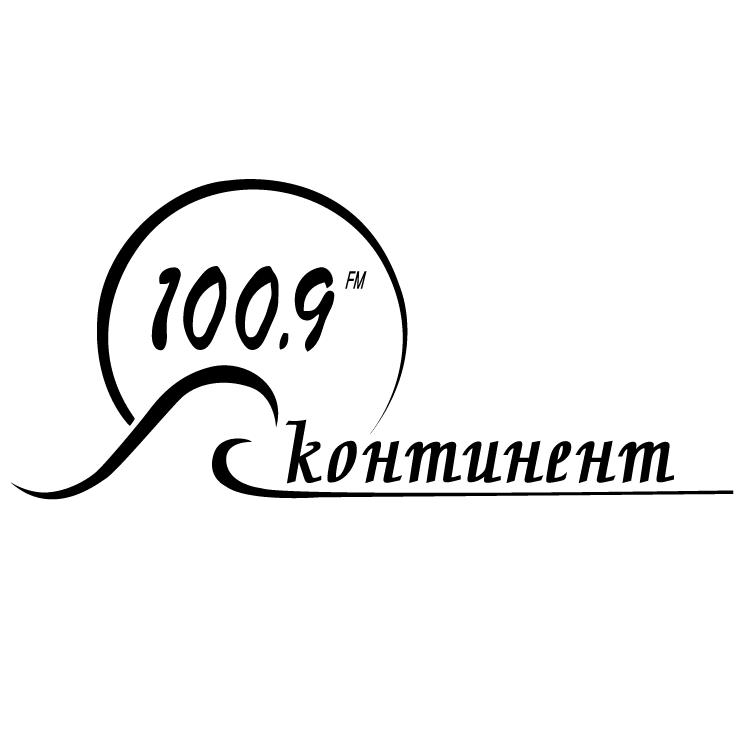 free vector Kontinent radio