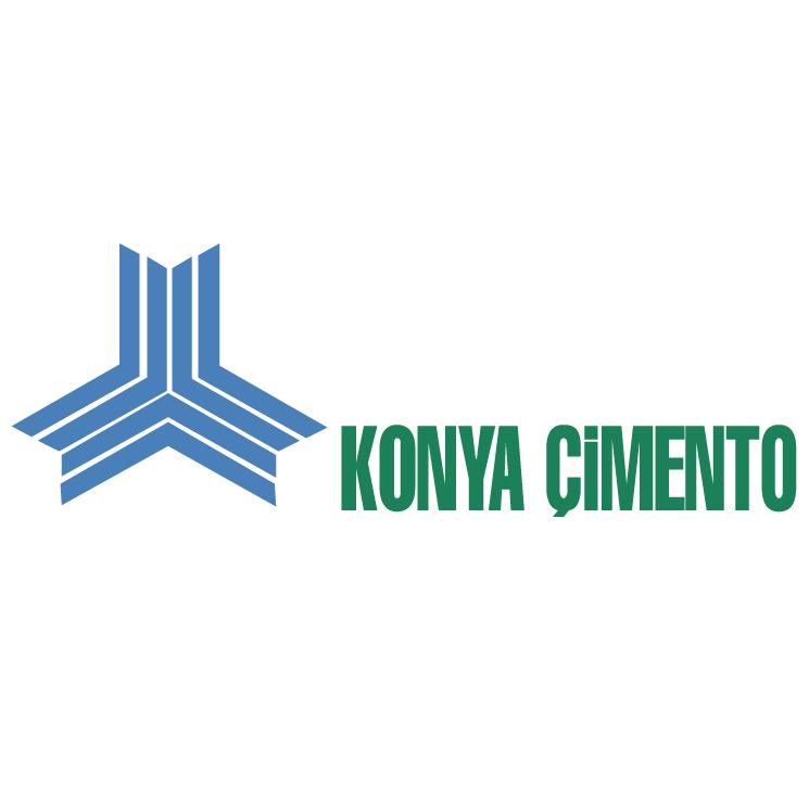 free vector Konya cimento