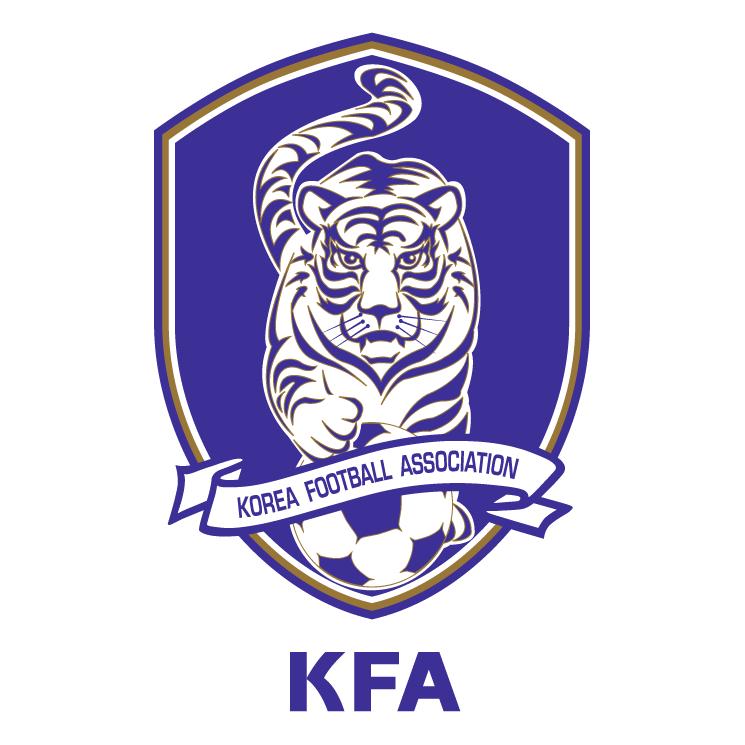 free vector Korea football association