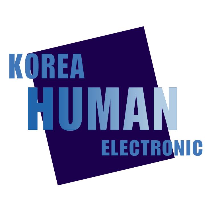 free vector Korea human electronic