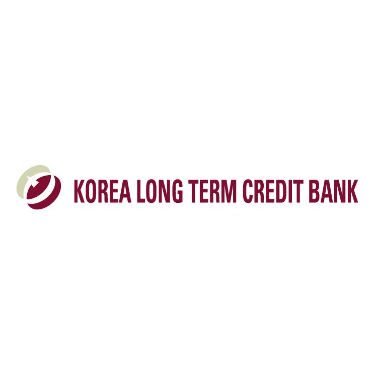 free vector Korea long term credit bank