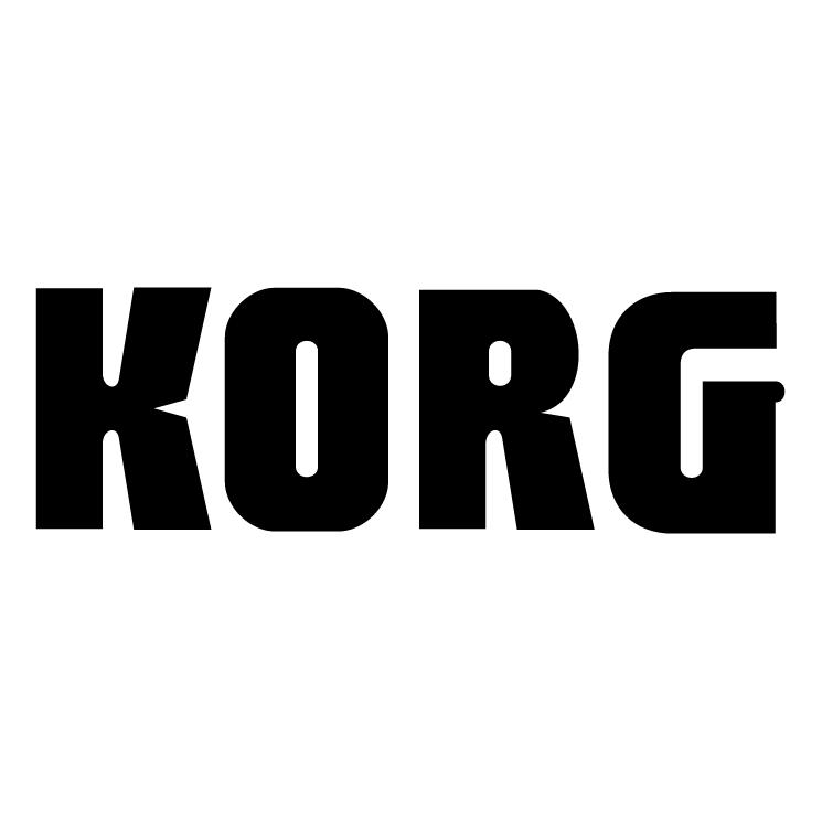 free vector Korg