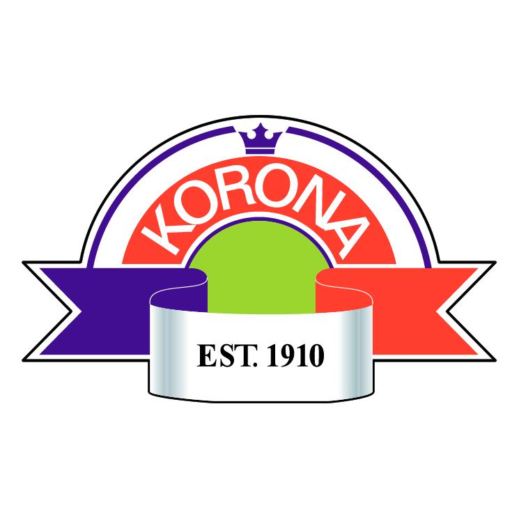 free vector Korona