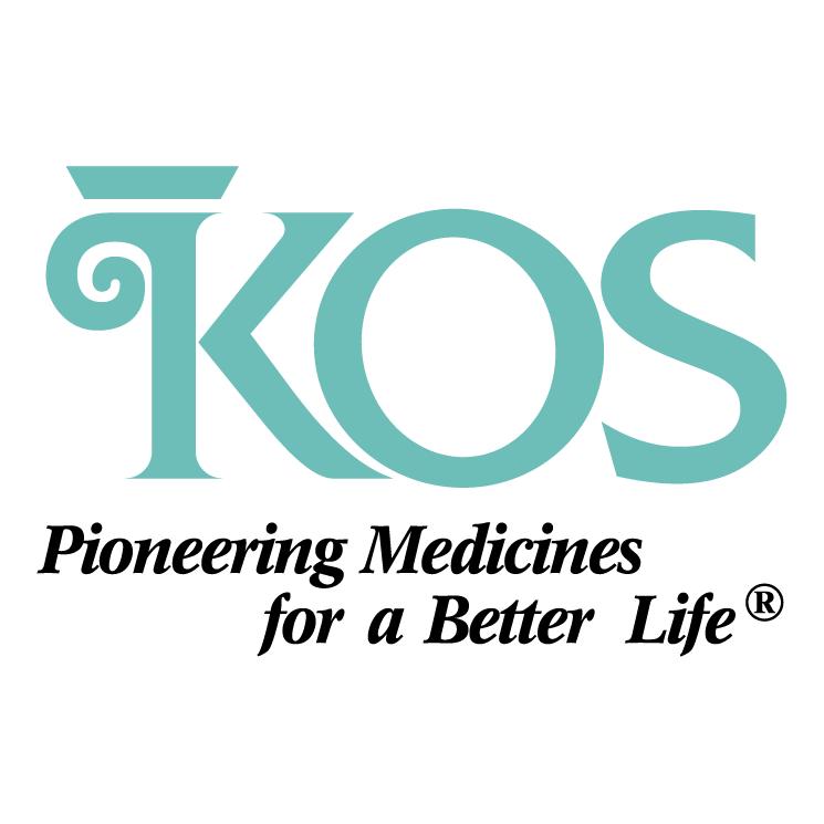 free vector Kos pharmaceuticals