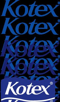 free vector Kotex logos