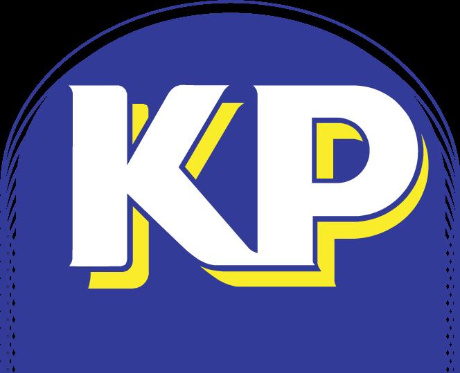 free vector KP logo