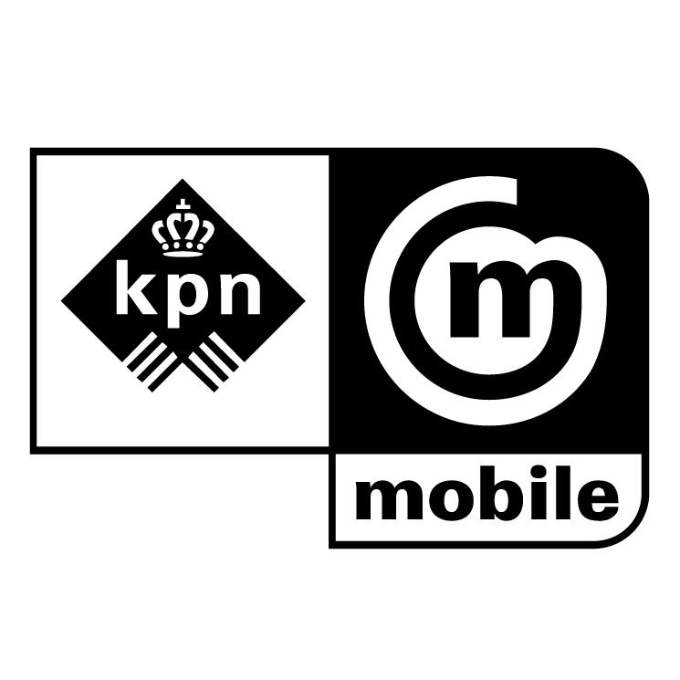 free vector Kpn mobile