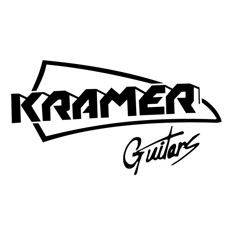 free vector Kramer guitars