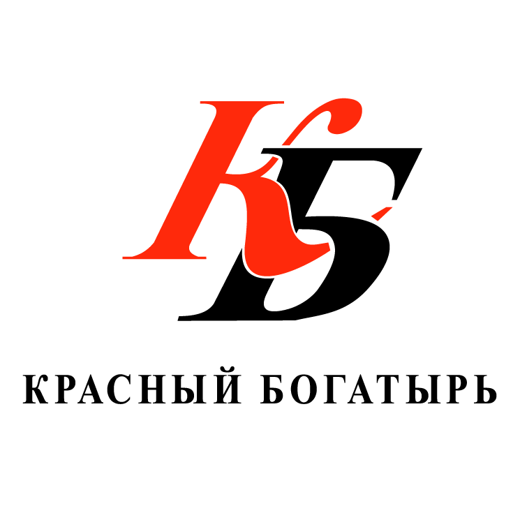 free vector Krasnyj bogatyr