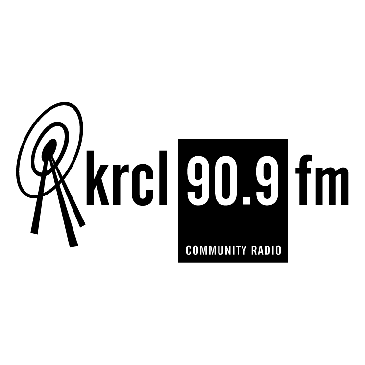 free vector Krcl radio
