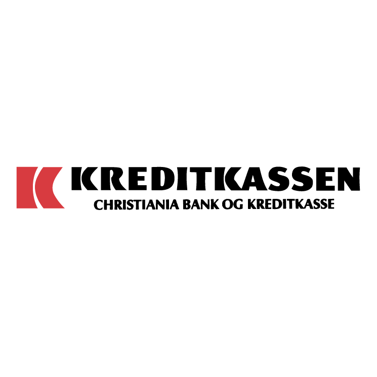 free vector Kreditkassen
