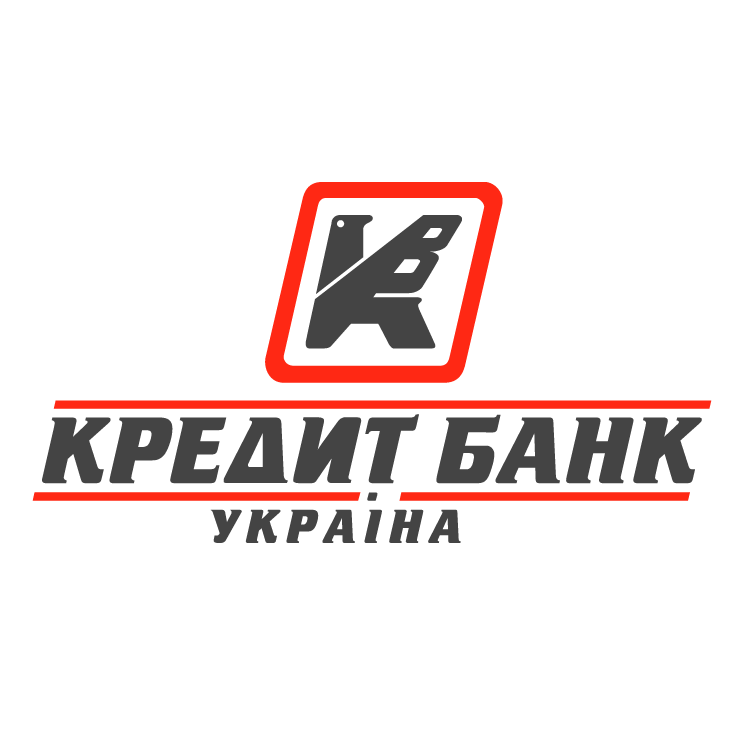 free vector Kredyt bank ukraine