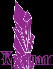 free vector Kristall logo