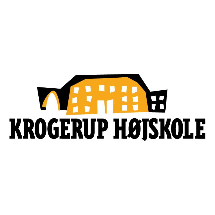free vector Krogerup hojskole