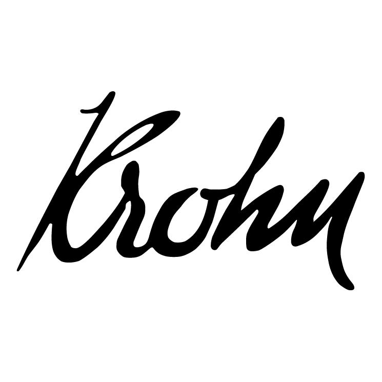 free vector Krohn