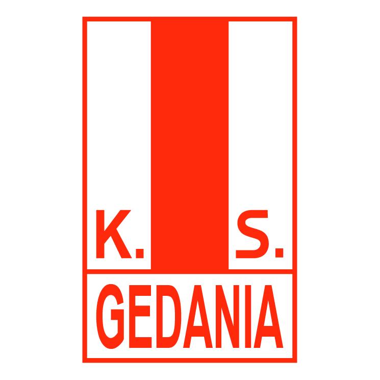 free vector Ks gedania gdansk
