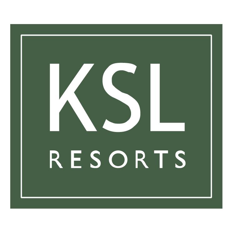 free vector Ksl resorts