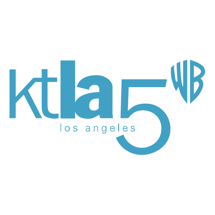 free vector Ktla tv 5